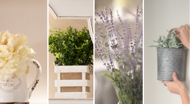 Indoor plants make your dining room feel welcoming | Bob's Discount Furniture