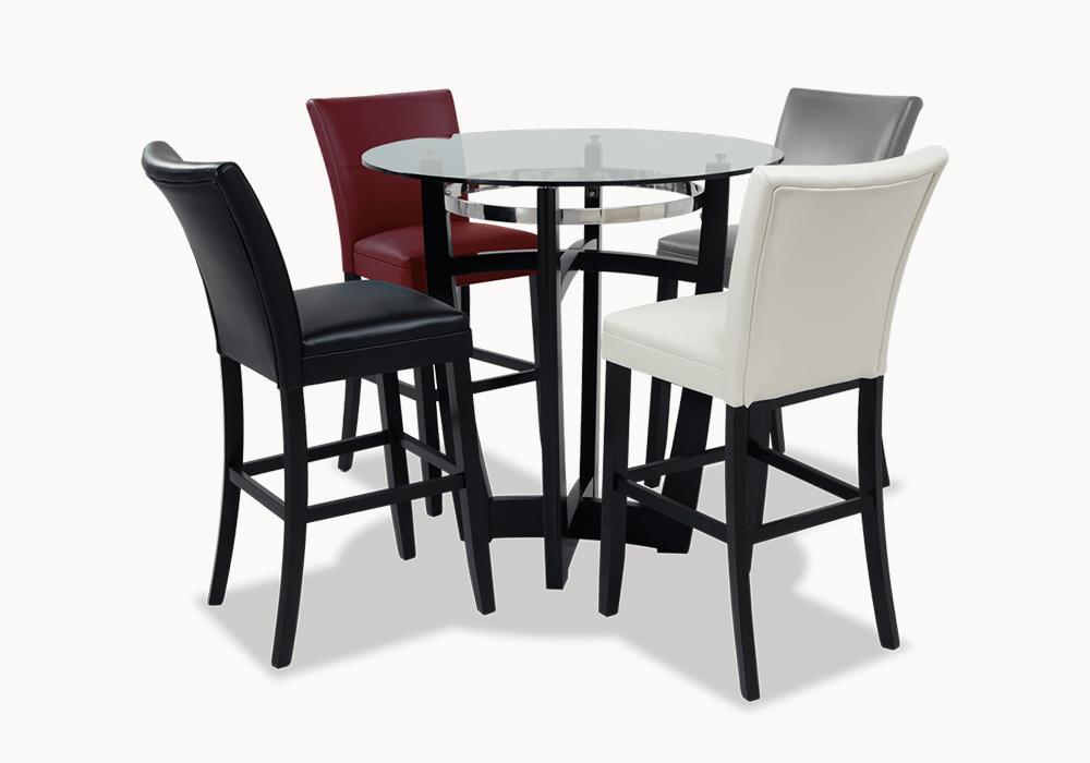 Matinee Multicolored 5 Piece Bar Set | Bob's Discount Furniture