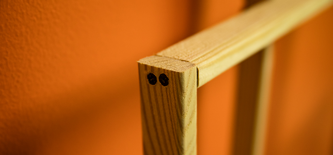 Assemble the wood frames | Bob's Discount Furniture