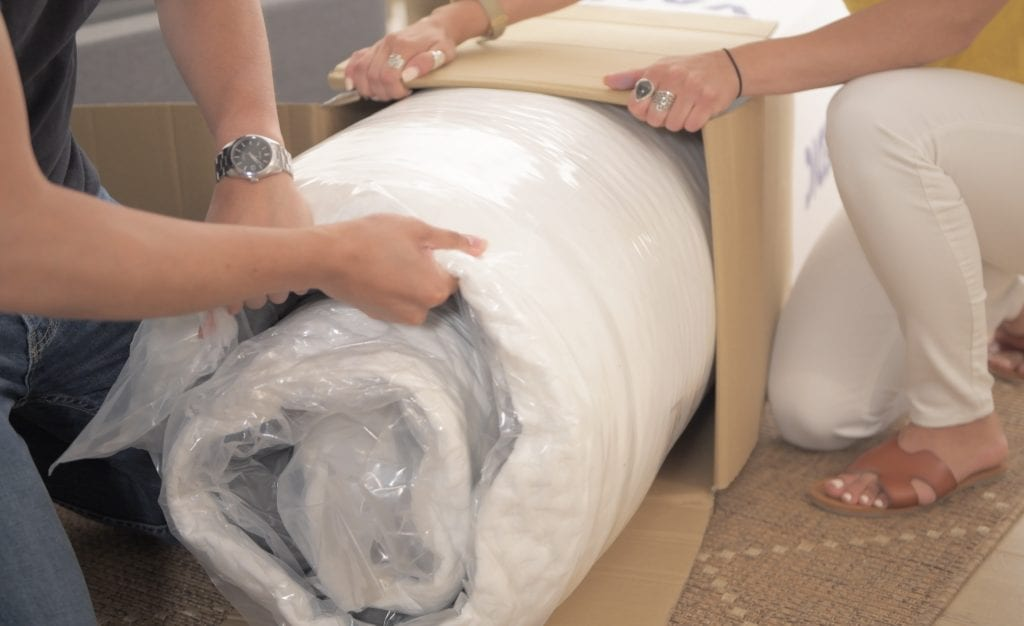 How To Set Up Your Mattress In A Box Bob S