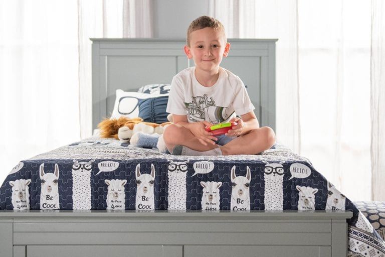 Is it time to transition to a big kid bed? Here are 10 tips to help make the transition | Bob's Discount Furniture