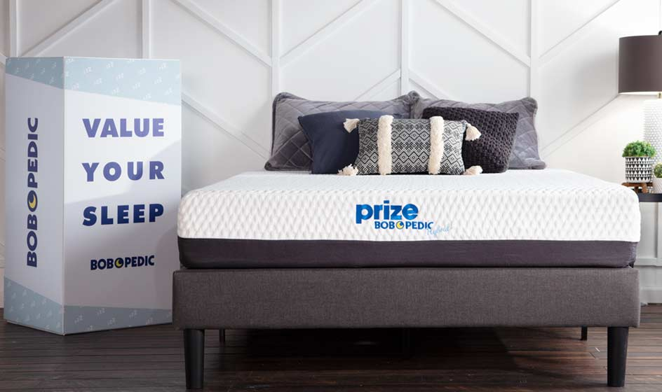 Bob-O-Pedic Prize Gel Mattress | Bob's Discount Furniture