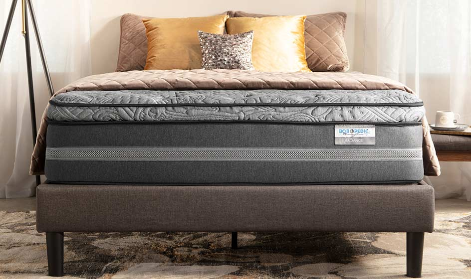 Bob-O-Pedic Radiance Mattress | Bob's Discount Furniture