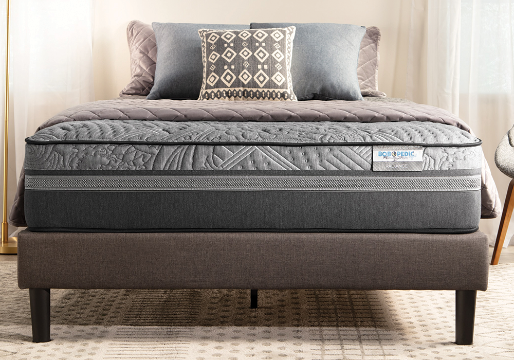 Bob-O-Pedic Hybrid Radiance Firm mattress | Bob's Discount Furniture