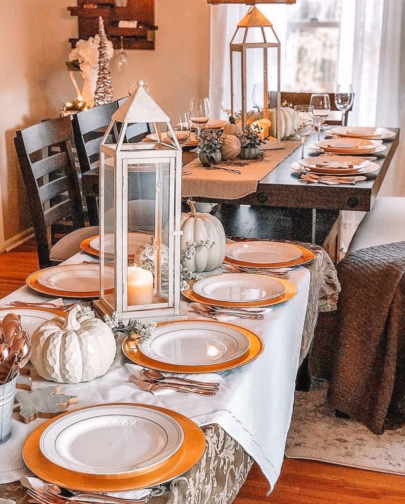 Thanksgiving Day with the Sonoma Counter Set | Bob's Discount Furniture